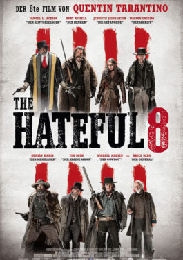 The Hateful 8 (70mm) Poster