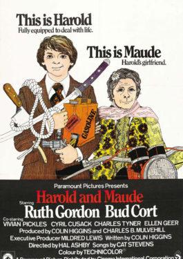 Harold & Maude Poster