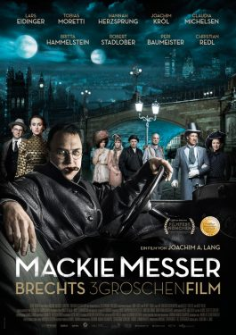 Mackie Messer - Brechts Dreigroschenfilm Poster
