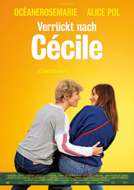 Verrückt nach Cécile Poster