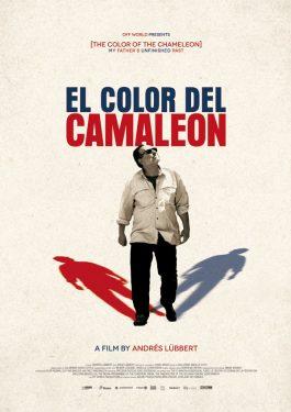 El Color del Camaleon Poster