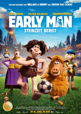 Early Man – Steinzeit bereit Poster