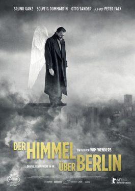 Himmel über Berlin Poster