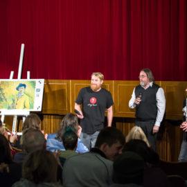 NRW-Premiere: Loving Vincent Bildergalerie Poster