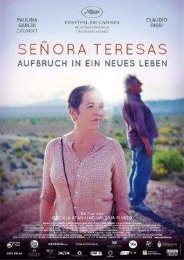 Señora Teresas Aufbruch in ein neues Leben Poster