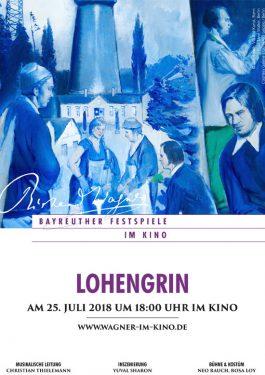 Bayreuther Festspiele: Lohengrin Poster