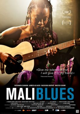 Mali Blues Poster