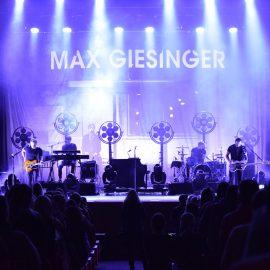 Radiokonzert mit Max Giesinger  Bildergalerie Poster