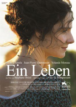 Ein Leben (Une Vie) Poster