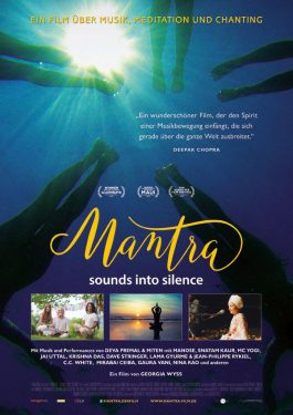 Mantra - Sounds Into Silence Poster