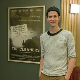 Film & Gespräch: The Cleaners Bildergalerie Poster
