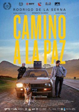Camino a La Paz Poster