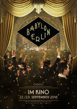 Babylon Berlin (Veranstaltung fällt aus) Poster