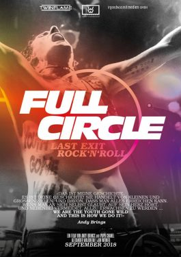 Full Circle - Last Exit Rock 'n' Roll Poster