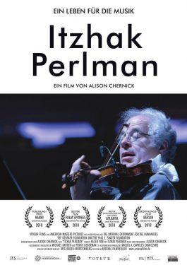 Itzhak Perlman - Ein Leben für die Musik Poster