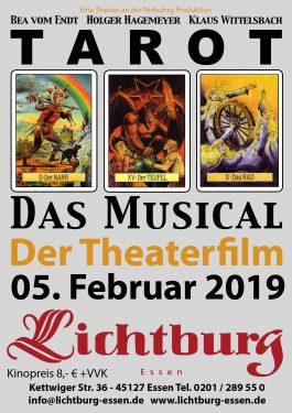 Tarot - Das Musical Poster