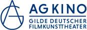Logo AG Kino - Gilde deutscher Filmkunststheater
