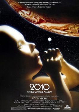 2010 - Das Jahr in dem wir Kontakt aufnehmen (70mm) Poster