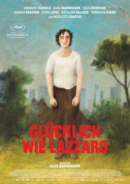 Glücklich wie Lazzaro Poster