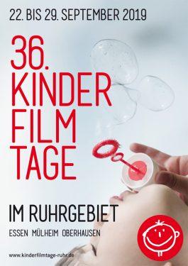 36. Kinderfilmtage im Ruhrgebiet:  Abschluss Poster