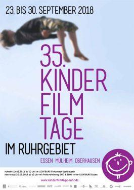 35. Kinderfilmtage im Ruhrgebiet:  Abschluss Poster