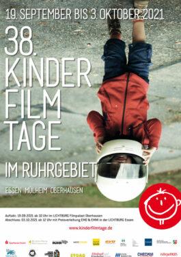 38. Kinderfilmtage im Ruhrgebiet:  Abschluss Poster