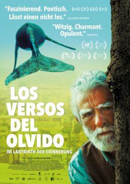 Los Versos del Olvido – Im Labyrinth der Erinnerung Poster