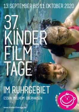 37. Kinderfilmtage im Ruhrgebiet:  Abschluss Poster