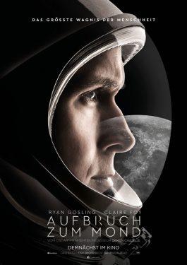 Aufbruch zum Mond Poster