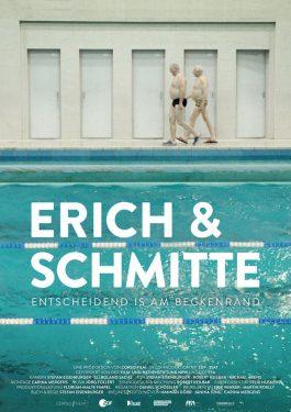 Erich und Schmitte - Entscheidend is am Beckenrand Poster