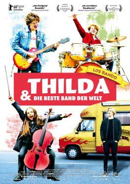 Thilda & die beste Band der Welt Poster