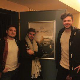 Film & Gespräch: Projekt Antarktis Bildergalerie Poster