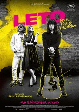 Leto - Rock, Love & Perestroika Poster