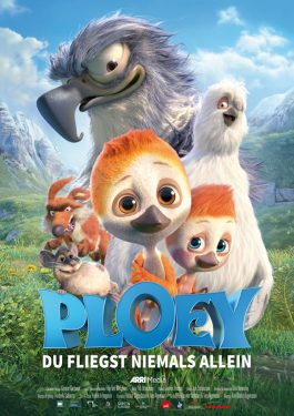 Ploey - Du fliegst niemals allein Poster