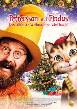 Pettersson & Findus - Das schönste Weihnachten überhaupt Poster