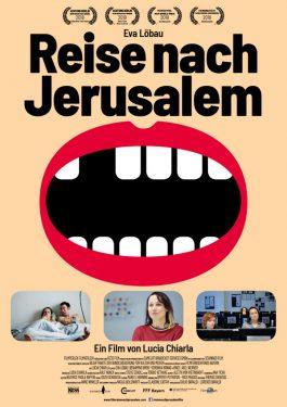 Reise nach Jerusalem Poster
