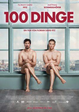100 Dinge Poster
