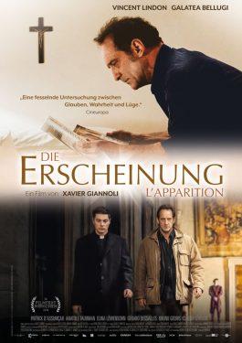 L'Apparition - Die Erscheinung Poster