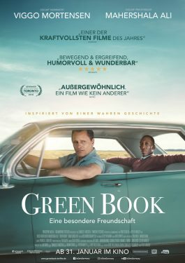 Green Book - Eine besondere Freundschaft Poster
