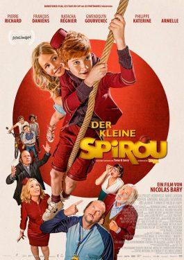 Der kleine Spirou Poster