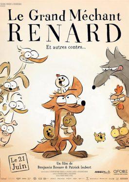 Le grand méchant loup et autres contes - Der kleine Fuchs und seine Freunde Poster