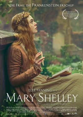 Mary Shelley Poster