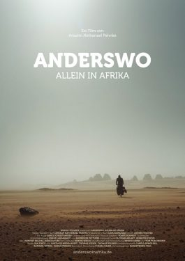 Anderswo. Allein in Afrika Poster