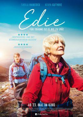 Edie - Für Träume ist es nie zu spät Poster