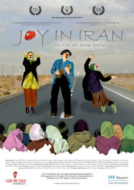 Joy in Iran Poster