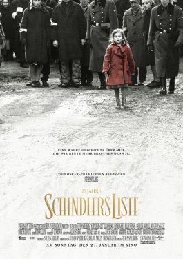 Schindlers Liste (25th Anniversary) Poster