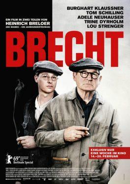 Zusatzvorstellungen: Brecht Poster