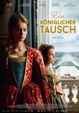 Ein königlicher Tausch Poster