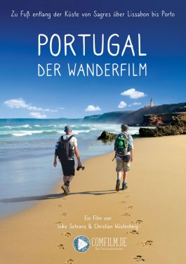 Portugal - Der Wanderfilm Poster