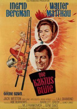 Die Kaktusblüte Poster